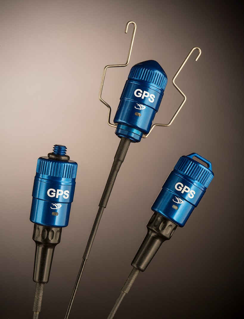 GPS transmitters lids