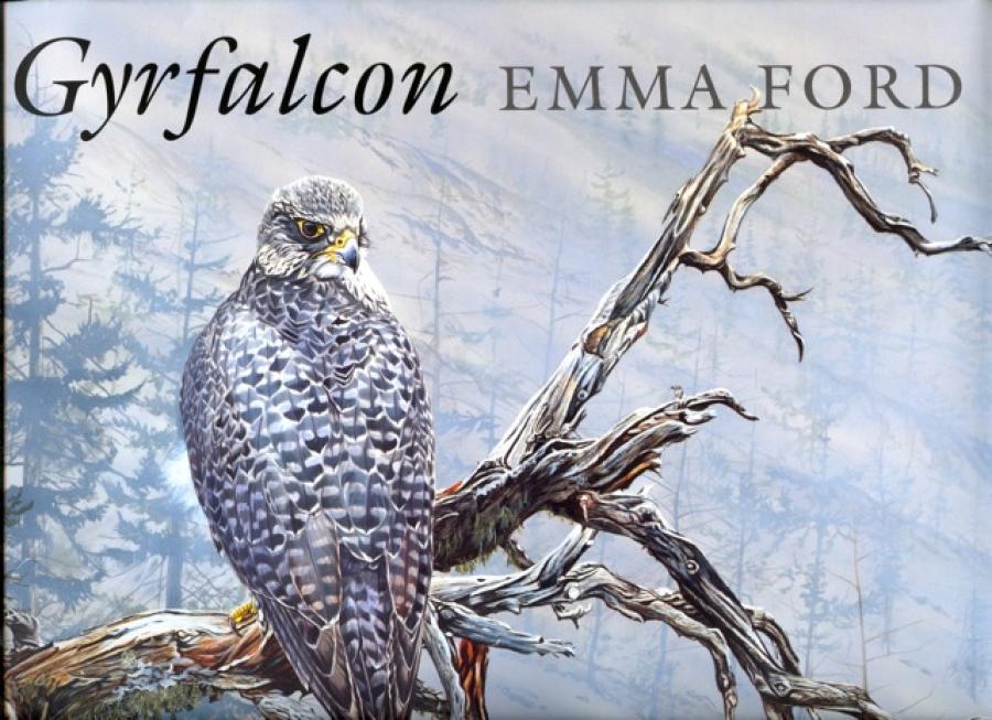gyrfalcon book